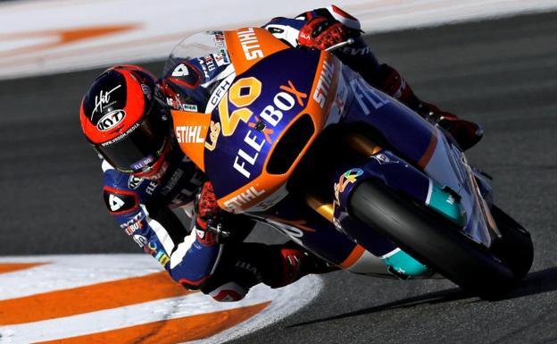 Aturdir exterior perfil  MotoGP en Cheste por televisión: las carreras, en abierto y en directo |  Las Provincias