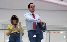 Ciudadanos urge a Sánchez a romper «el pacto del insomnio» y mirar al centro