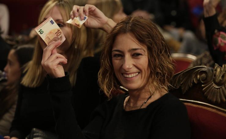 La sociedad valenciana se vuelca con la subasta One Day Yes