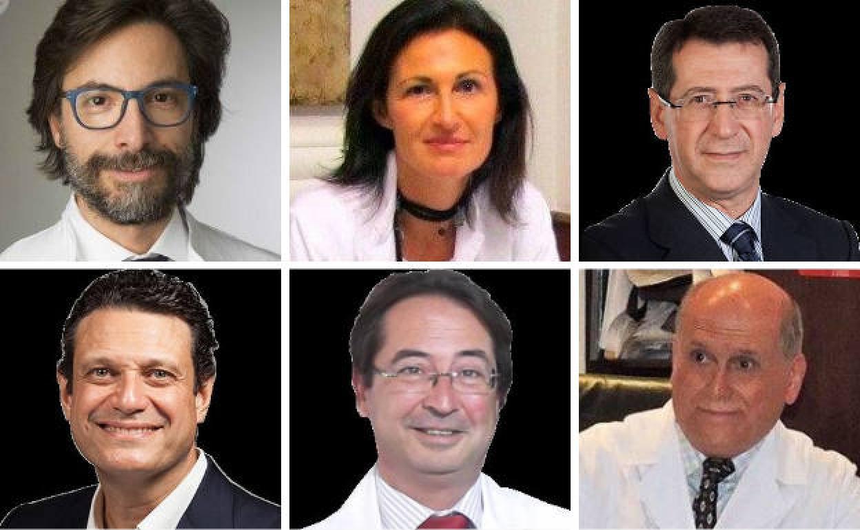 Antonio Mallorca Profesora De Ruso top doctors awards 2019   seis médicos valencianos entre los