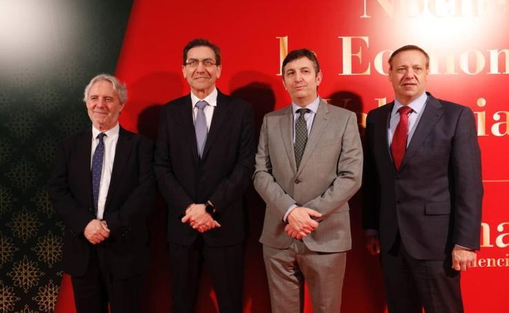Noche de la Economía Valenciana 2019, en imágenes