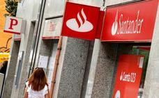 El Santander cierra el ERE con 3.069 bajas, el 10% de su plantilla