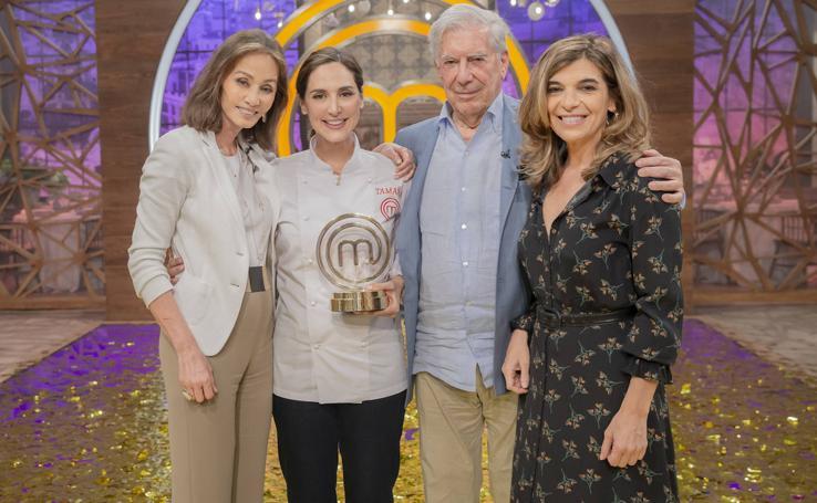 Tamara Falcó gana 'Masterchef Celebrity 4'