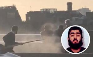 El terrorista de Londres estaba en libertad condicional desde diciembre