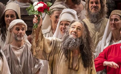 Les Arts ovaciona a Plácido Domingo