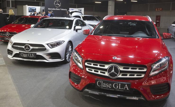 La Feria del Automóvil de Valencia 2019