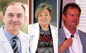 Valencianos en la lista Forbes de mejores médicos