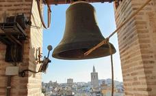 Concierto de toques tradicionales de campanas en la parroquia de San Nicolás de Valencia
