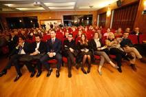 El Ateneo Mercantil de Valencia premia a Ricard Camarena, Claver y el IVI