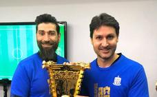 Dos valencianos, campeones de Copa de China