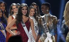 Miss Universo 2019 corona a Sudáfrica