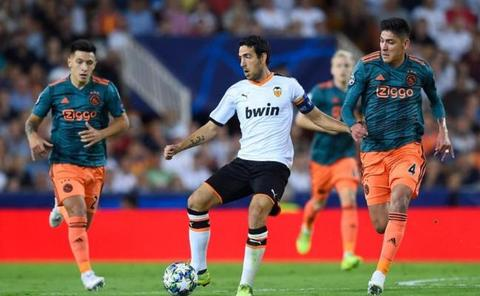Horario del Ajax - Valencia CF y dónde verlo por televisión