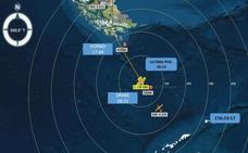 Chile busca un avión militar desaparecido con 38 personas que viajaba a la Antártida