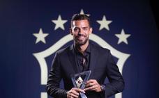 El valenciano Pablo Marí, elegido en el mejor once de la Liga de Brasil