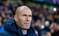 Zidane: «Hay que seguir en esta línea, haciendo partidos serios»