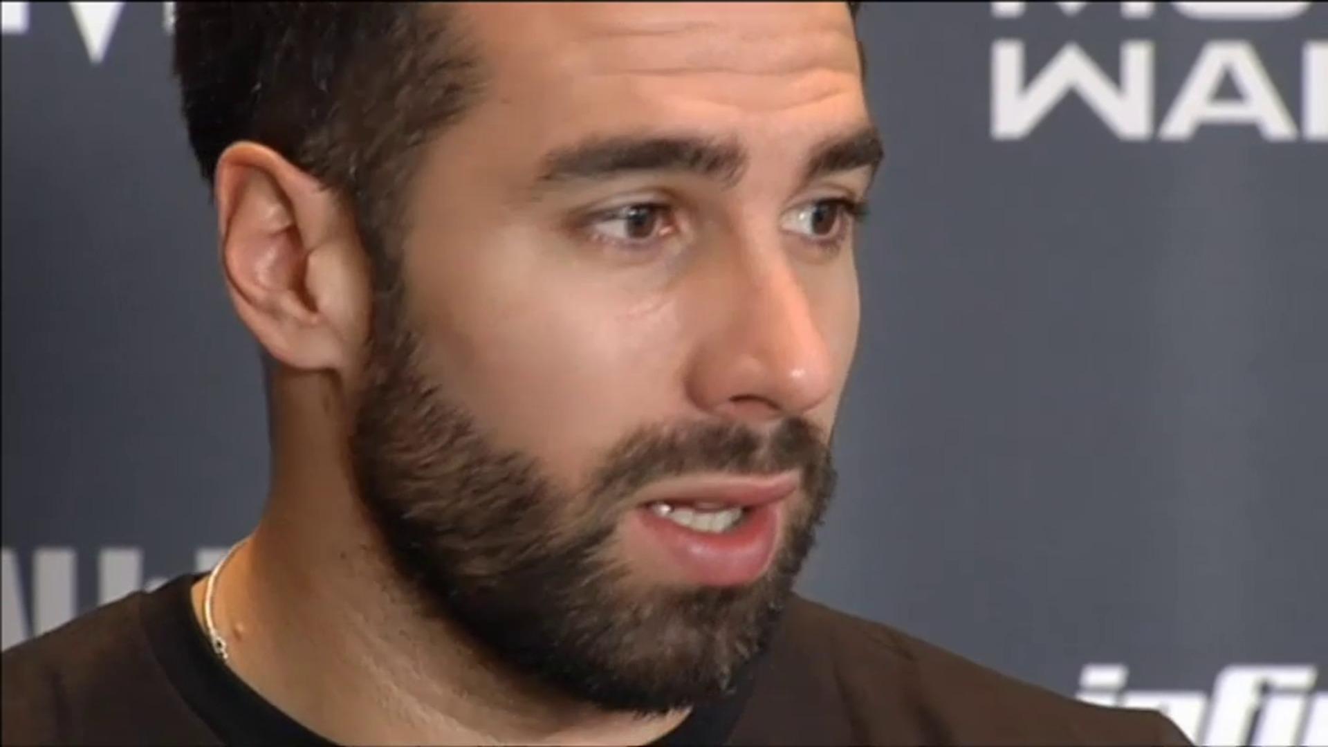 """Carvajal sobre el Clásico: """"Yo lo que quiero es jugar al fútbol. Todo lo que no sea fútbol me da igual"""""""