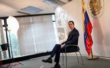 Guaidó dice que ve «inverosímil» una negociación con el gobierno de Maduro