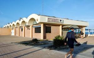 El cierre ronda a los restaurantes de El Saler