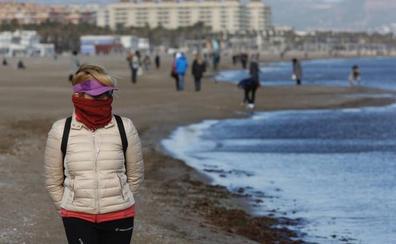 Gloria avisa: el sábado empieza con 14 grados a la espera de la irrupción del frío