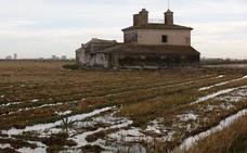 Arquitectura vinculada con los arrozales