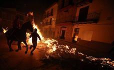 Fiesta de Sant Antoni en Vilanova d'Alcolea