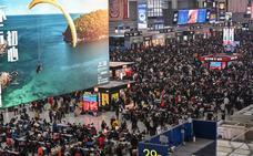 China encara el Año Nuevo Lunar con temor a la neumonía atípica