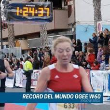 Otro récord del mundo de atletismo para la Comunitat