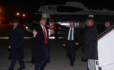 El equipo legal de Trump fustiga su juicio político y exige la absolución