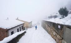 Fotos de la nevada en Castellón
