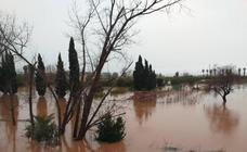 Los daños por el temporal en la Comunitat