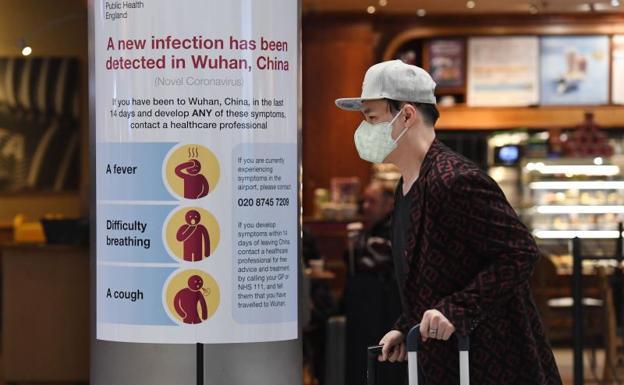 El coronavirus aterroriza China.