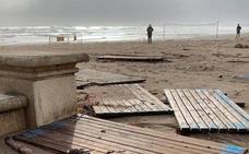 ENCUESTA | ¿Le parece buena solución crear dunas en la Malvarrosa para evitar daños por temporales?