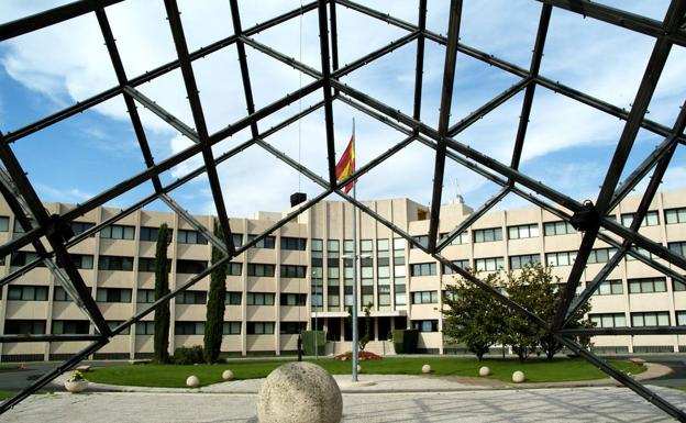Sitz des spanischen Geheimdiensts CNI (Centro Nacional de Inteligencia) in Madrid | Bildquelle: https://www.lasprovincias.es/politica/destapa-espionaje-cubano-20200216202710-ntrc.html © Las Provincias | Bilder sind in der Regel urheberrechtlich geschützt