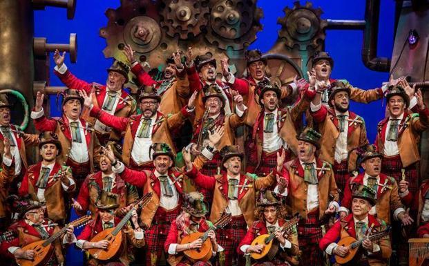 Coac 2020 Listado De Ganadores Y Premios En Coros Charangas Chirigotas Y Cuartetos En El Carnaval De Cádiz Las Provincias
