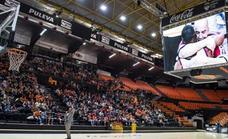 Valencia Basket acata la decisión de la conselleria de jugar a puerta cerrada ante el Armani Milán
