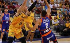 El Valencia Basket no sale del agujero