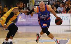 La suspensión de la Euroliga pilla al Valencia Basket en Turquía