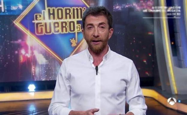 'El Hormiguero', suspendido por el coronavirus