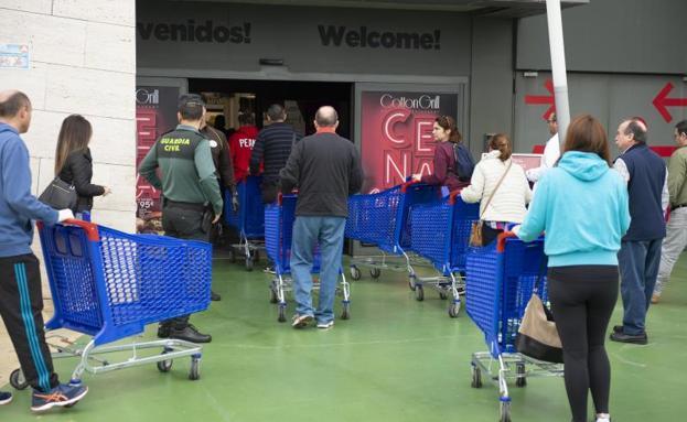 Horarios Especiales De Mercadona El Corte Ingles Lidl Carrefour