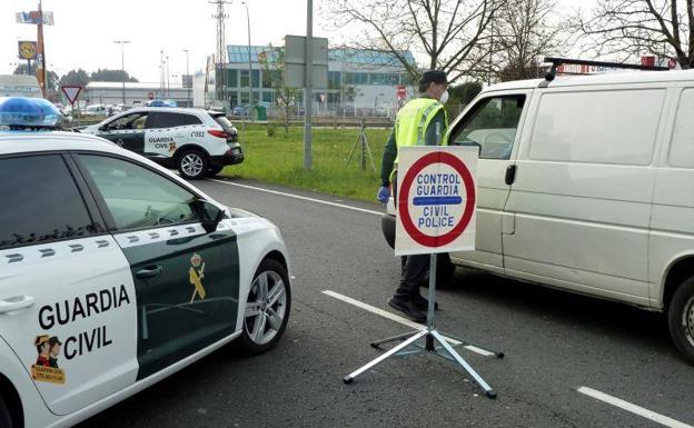 La movilidad por carretera se ha reducido un 89% por las restricciones