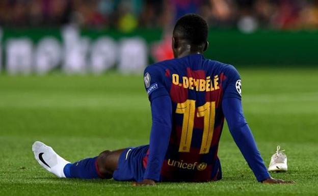 Ousmane Dembélé.