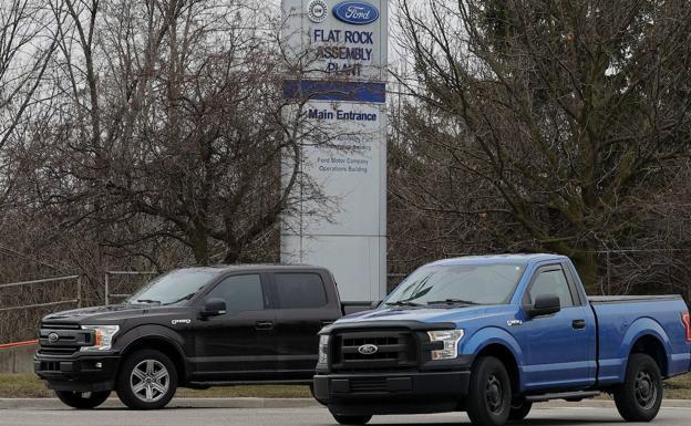 Ford también paralizará sus plantas en Sudamérica