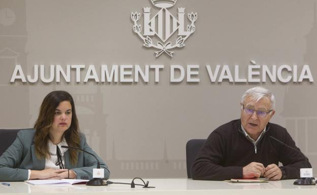 Valencia destinará 5,3 millones para ayudas a autonómos, pymes y comercios