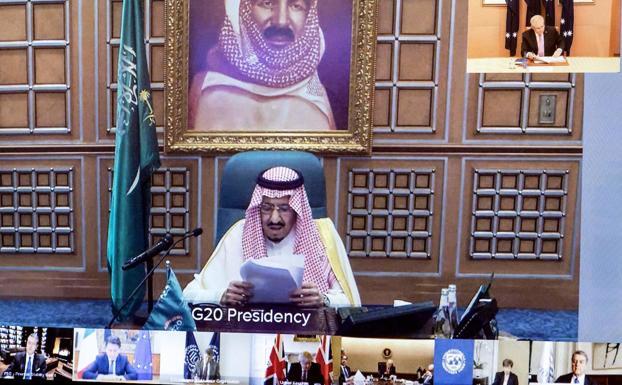 El G-20 inyecta 4.500 millones de euros