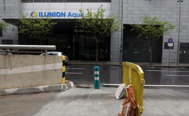 Uno de los hoteles medicalizados en Valencia