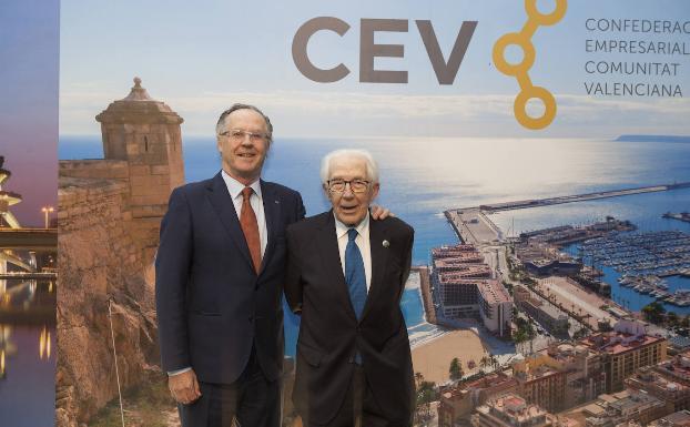Silvino Navarro, «un guerrero empresarial» que siempre acompañó a la CEV