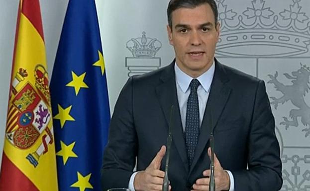 El coronavirus obliga a cerrar en España todos los «empleos no esenciales» hasta el 9 de abril