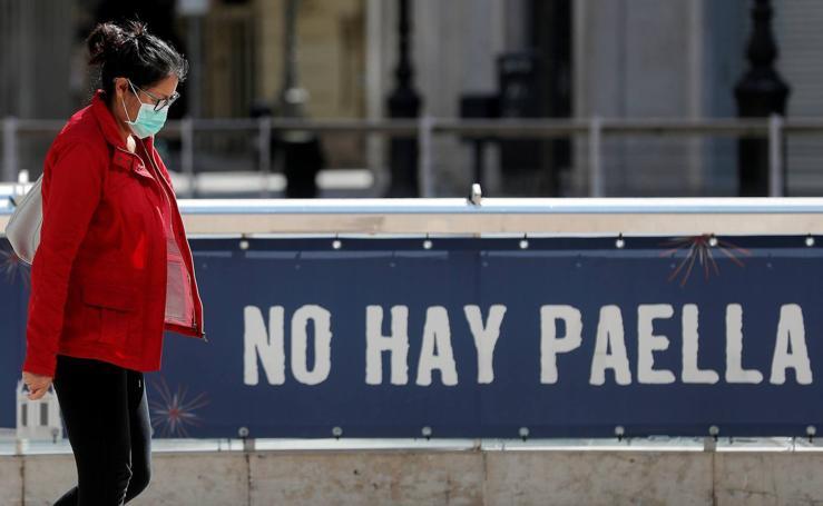 Valencia afronta el coronavirus: tercera semana de estado de alarma