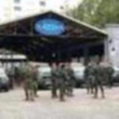 El ejército se despliega en Xàtiva