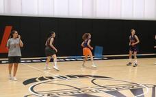 L'Alqueria del Basket comparte entrenamientos para todos los públicos